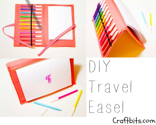 Travel Drawing Easel