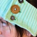 Recycled Sweater - Headband