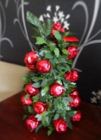 Valentine's Day Craft: Chocolate Rose Bush