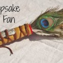 How To Make A Keepsake Feather Fan