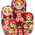 Win a set of Nata Nesting Dolls