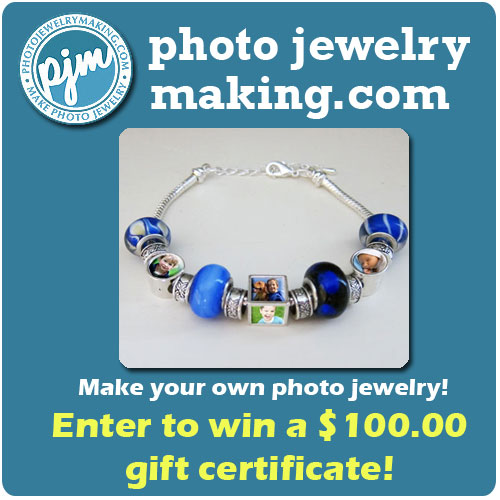 Win A $100 Gift Certificate from PhotoJewelryMaking.com