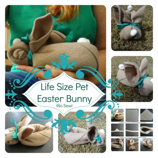 Giant Pet Easter Rabbit