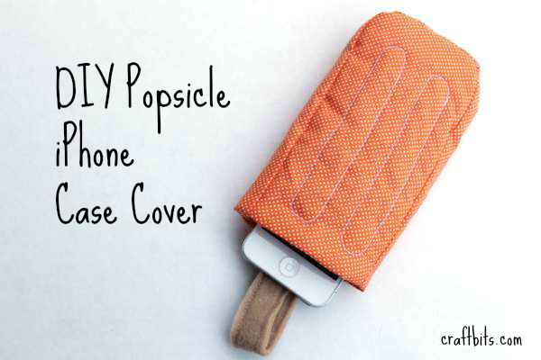 DIY Popsicle iPhone Case Cover