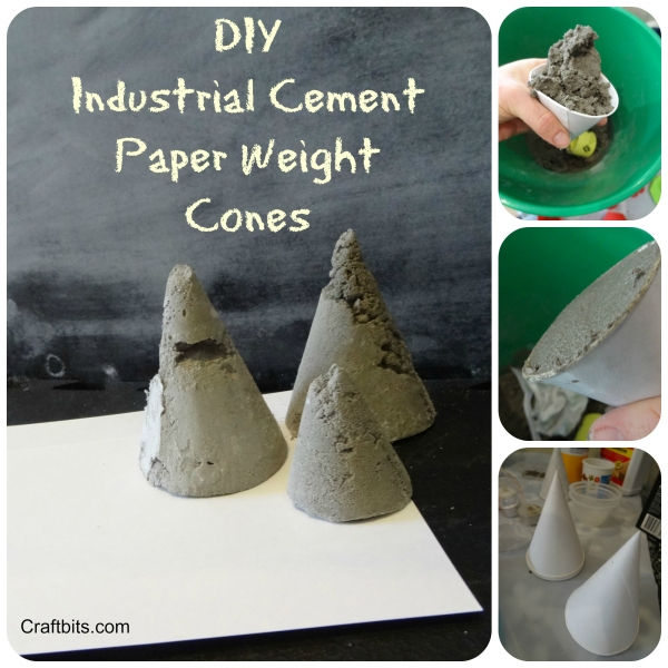 cement-cones-paper-weights