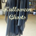 Halloween Dementor Ghosts