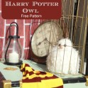 Harry Potter Hedwig Owl Knitting Pattern