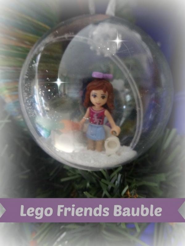 Tree Ornament – Lego Friends