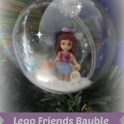 Tree Ornament - Lego Friends