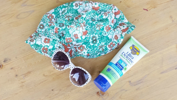 Easy Summer Floppy Hat