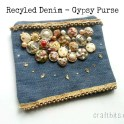 Recycled Denim: Make a Gorgeous Gypsy Purse