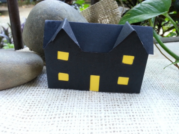 Make A Miniature Haunted House