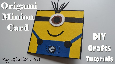 Despicable Me – Minion Card