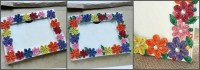 How to make a Paper Quilled Photo Frame  craftbits.com
