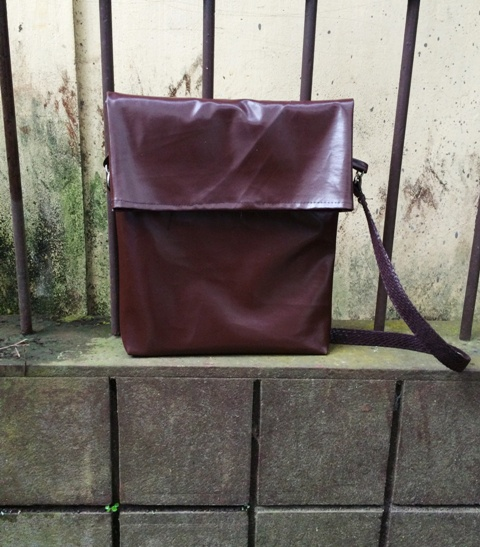 DIY Leather Satchel