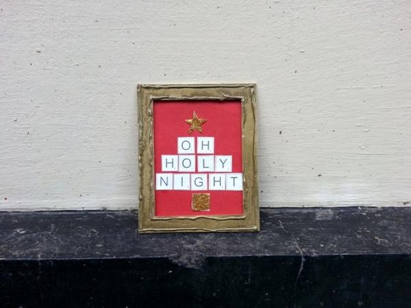 Christmas Wish  Wall Art