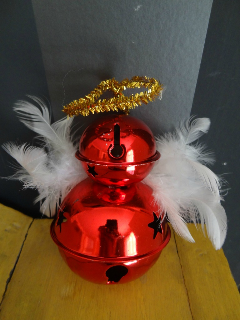 Christmas Bauble Angel