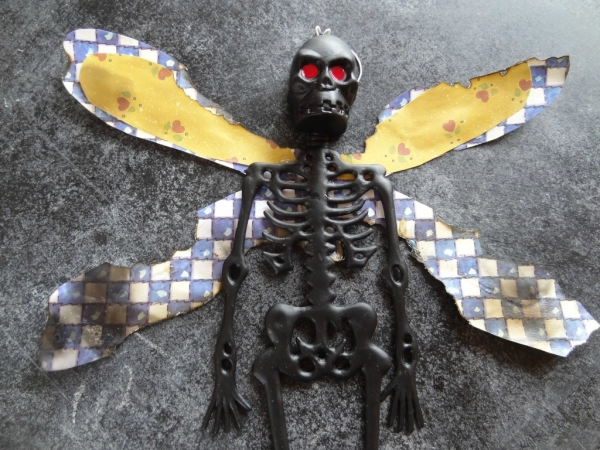 Halloween Fairy Skeletons
