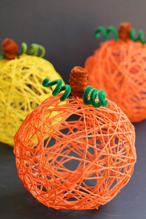 8 Perfect Pumpkin Crafts Craftbits Com