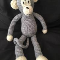 Knit Mikey The Monkey