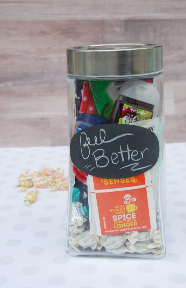 Gift In A Jar – Get Well Soon
