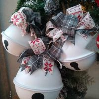 DIY Giant Christmas Bell - Bowl Hack