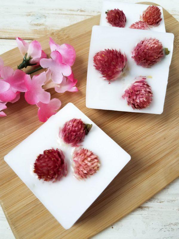Dried Red Globe Amaranth Soap Recipe