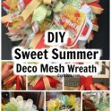 DIY Sweet Summer Wreath