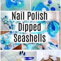 Nail Polish Seashells