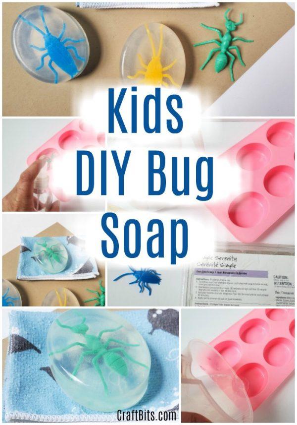 Kids Bug Soap