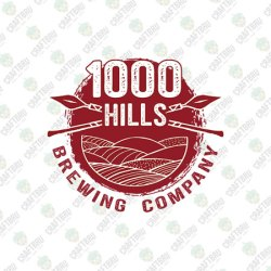 1000 Hills Brewing Company, Bothas Hills, KwaZulu-Natal, South Africa