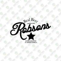 Robson's Real Beer, Shongweni Brewery, Durban, KwaZulu-Natal, South Africa