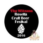 The Witness Rosetta Craft Beer Festival, Rosetta Village Dam, Midlands Meander, KwaZulu Natal, South Africa