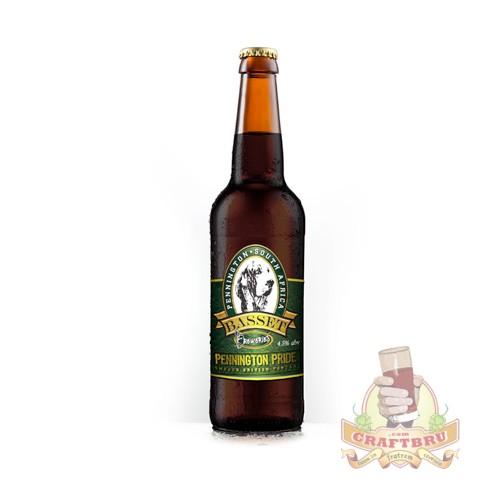 Pennington Pride from Basset Breweries, craft beer from KwaZulu Natal