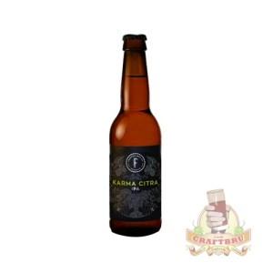 Karma Citra IPA by Frontier Beer from Pretoria, Gauteng
