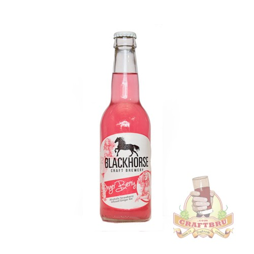 Ginger Berry by Black Horse Brewery, Magaliesburg, South Africa