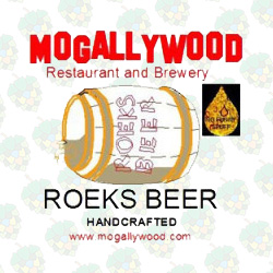 Mogallywood Brewery - Hand crafter beer and logo