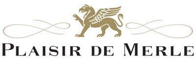 Plaisir de Merle logo