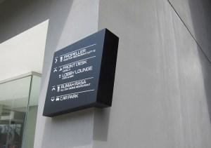 Bay Hotel Singapore - directory