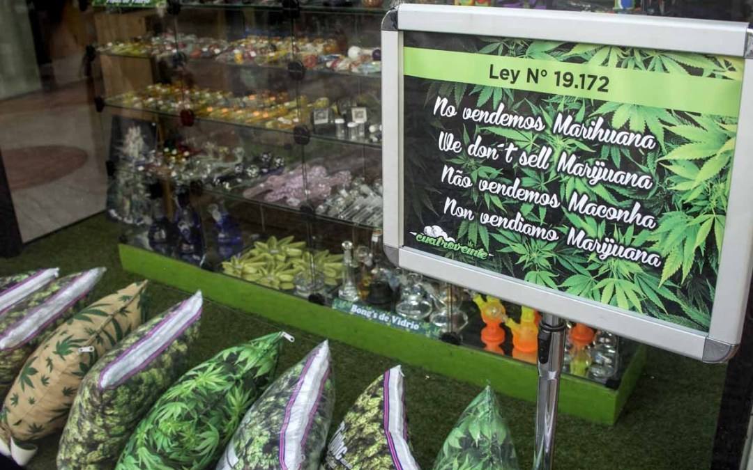 Here's What Uruguay Has Learned When it Comes to Legalizing Weed