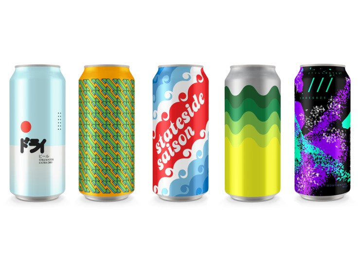 Stillwater Artisanal Can Designs by Opprobriations
