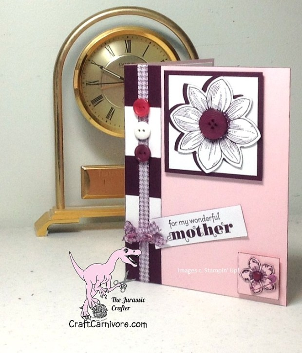 Mother's Day, Stampin' Up!, Cards