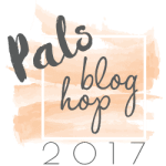 Pals Blog Hop February 2017 Amy Hoptay, the Jurassic Crafter, CraftCarnivore.com