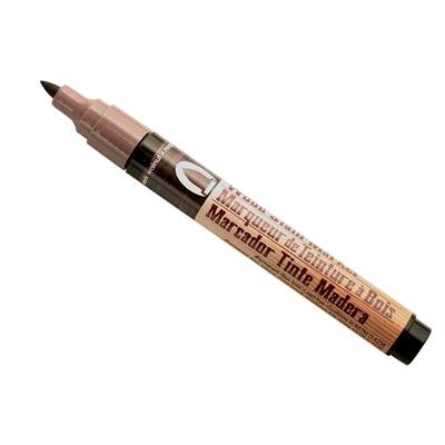 Wood stain marker dark walnut