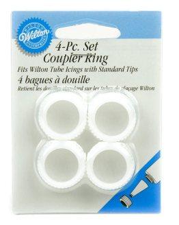 Wilton Coupler Ring 4pk