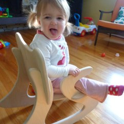 Toddler Wooden Rocking Chair Best For Spinal Fusion Flat Pack Craft Collective
