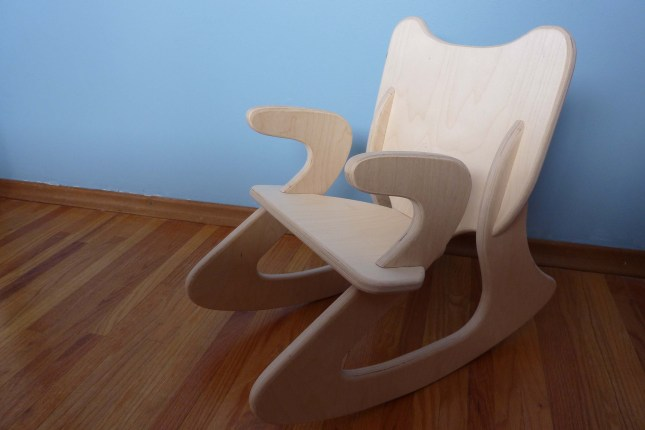 DIY Free Toddler Rocking Chair Plans Wooden PDF Woodwork