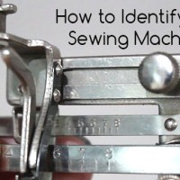 How to Identify Simanco Singer Sewing Machine Feet