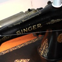 How to Thread the Singer 66 and Prepare to Sew