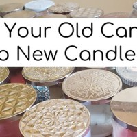 Video: How to Melt Your Old Candle Wax into New Candles